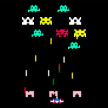 NgInvaders screenshot 2