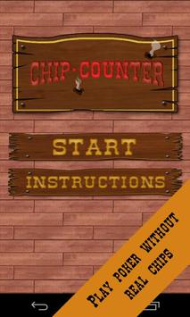 Chip Counter poster