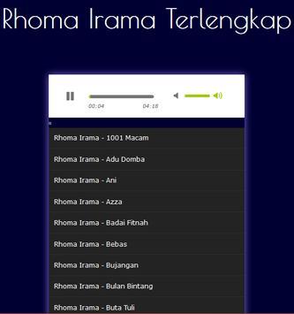 Rhoma Irama TOP Hits Mp3  Raja Dangdut poster