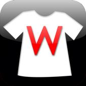 Custom T-Shirts - Wordans icon