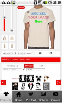 Custom T-Shirts - Wordans poster