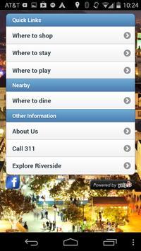 Explore Riverside poster