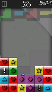 Rising Rows: Match 3 apk screenshot