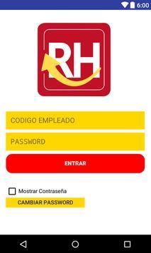 RH Movil screenshot 1