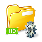 File Manager HD (Explorer,FTP)-icoon