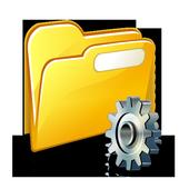 Bestandsverkenner File Manager-icoon
