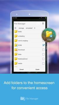 CM FILE MANAGER apk screenshot