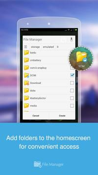 Bestandsverkenner File Manager APK-screenhot