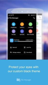 File Manager (File transfer) apk screenshot