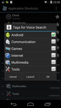 Smart Shortcuts apk screenshot