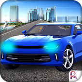 Racing Car Games City Driving icon