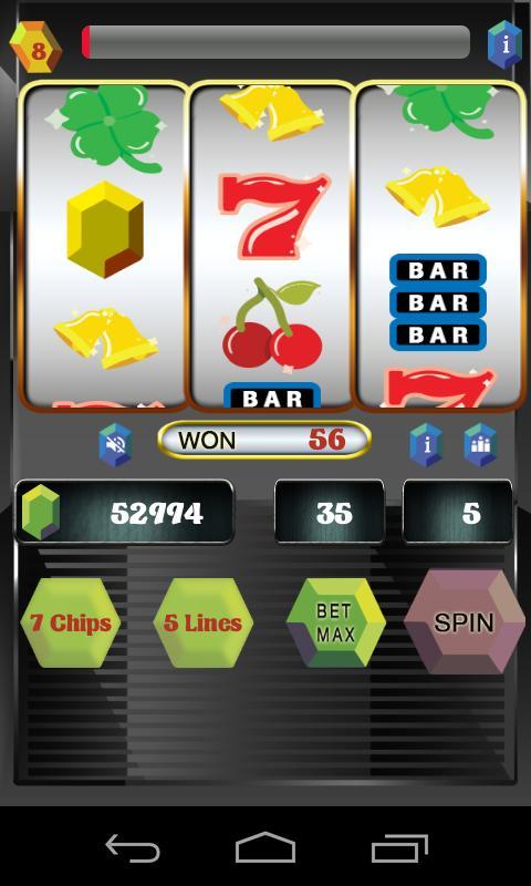 Clash Gem Slots: Win Free Gems poster