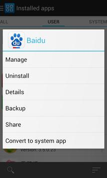 App Manager (Backup & Share) screenshot 5