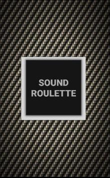 SoundRoolette poster