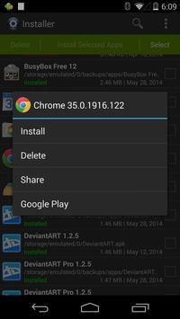 Installer - Install APK apk screenshot