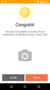Sun Salutos - Surya Namaskar apk screenshot