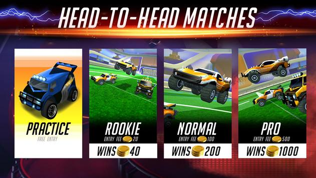 ⚽ Rocketball: Championship Cup screenshot 3