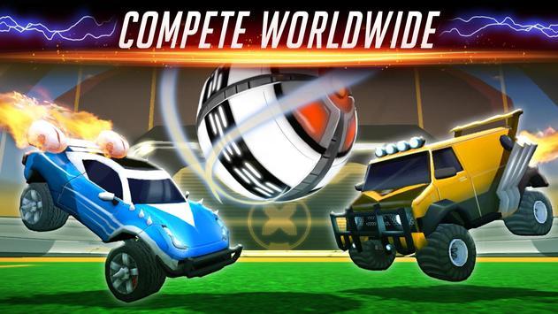 ⚽ Rocketball: Championship Cup screenshot 2