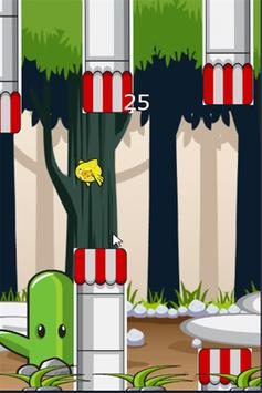 Flappy Pikachu Flyer screenshot 1