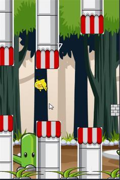 Flappy Pikachu Flyer screenshot 4