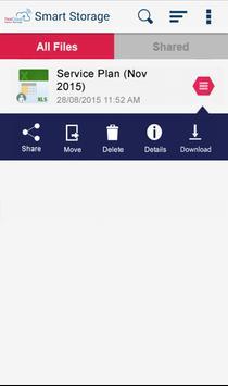 Ricoh FlexiCloud Smart Storage screenshot 2