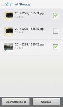 Ricoh FlexiCloud Smart Storage screenshot 4