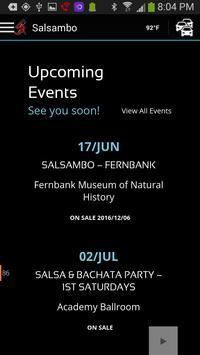 Salsambo screenshot 3