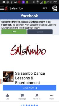 Salsambo apk screenshot