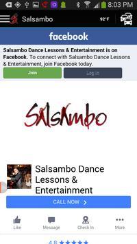 Salsambo screenshot 1