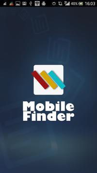 Whereareyou (mobile finder) poster