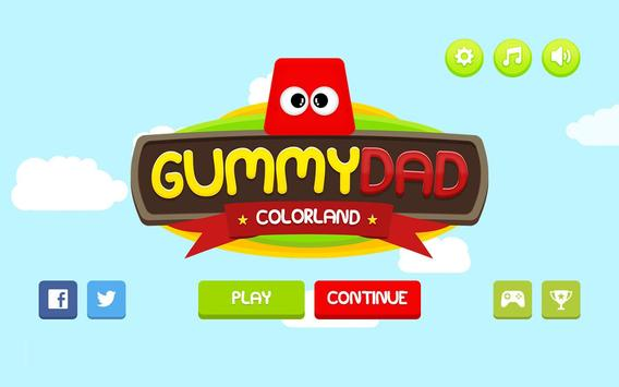 Gummy Dad Colorland apk screenshot