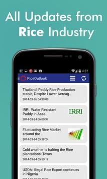 RiceOutlook - Global Rice News apk screenshot