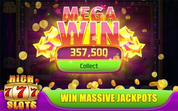 Rich Slots screenshot 2