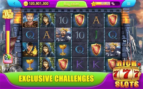 Rich Slots screenshot 4