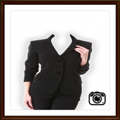 Women Business Suits Montage icon