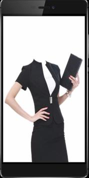 Women Business Suits Montage poster