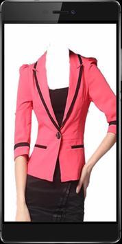 Women Business Suits Montage screenshot 2