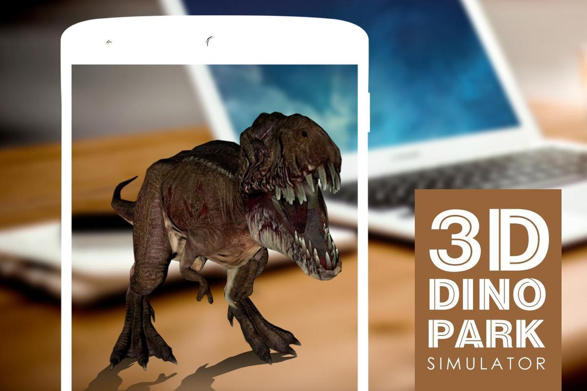 Simulador parque dinosaur 3d apk baixar gr tis simula o for Simulador de cocinas 3d gratis