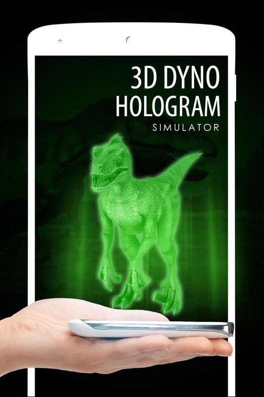 Simulador de holograma 3d dyno apk baixar gr tis for Simulador de casas 3d gratis