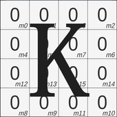K-map icon