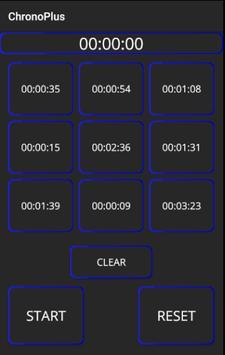 ChronoPlus: With Saving Features screenshot 1