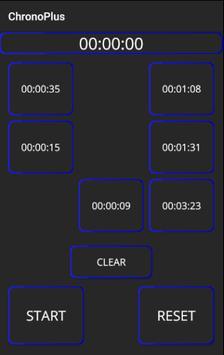 ChronoPlus: With Saving Features screenshot 2
