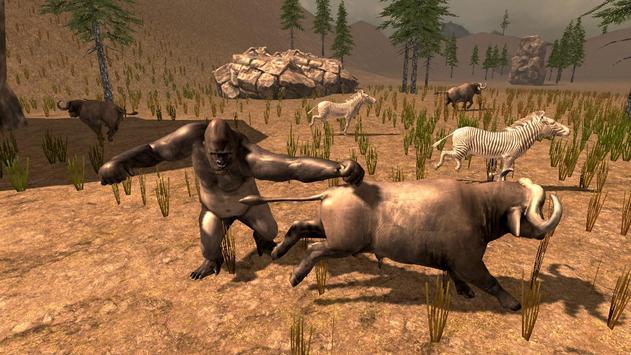 Gorilla Simulator 2017 screenshot 10