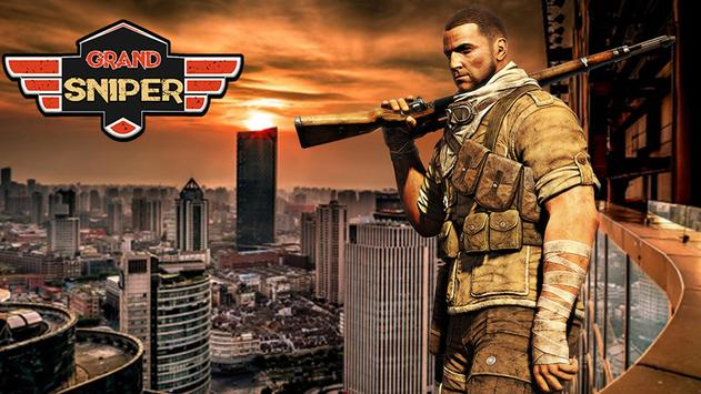 Grand Sniper 3D poster