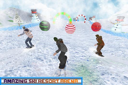 Snowboard Freestyle Stunt Simulator screenshot 5