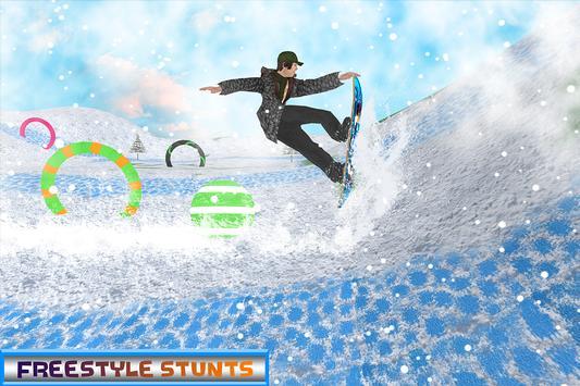 Snowboard Freestyle Stunt Simulator screenshot 6