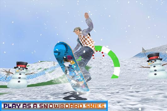 Snowboard Freestyle Stunt Simulator screenshot 8