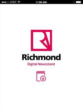 Digital Newsstand - Richmond poster