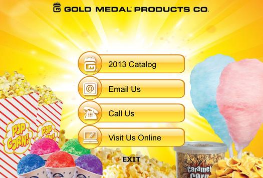 Gold Medal Products Co. App screenshot 4
