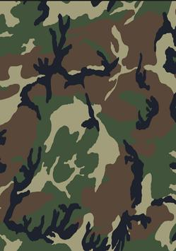 Camouflage Wallpaper Hd Full Poster